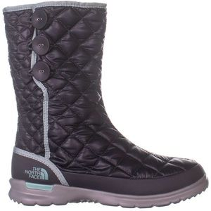 The North Face Thermoball Button-Up Boots